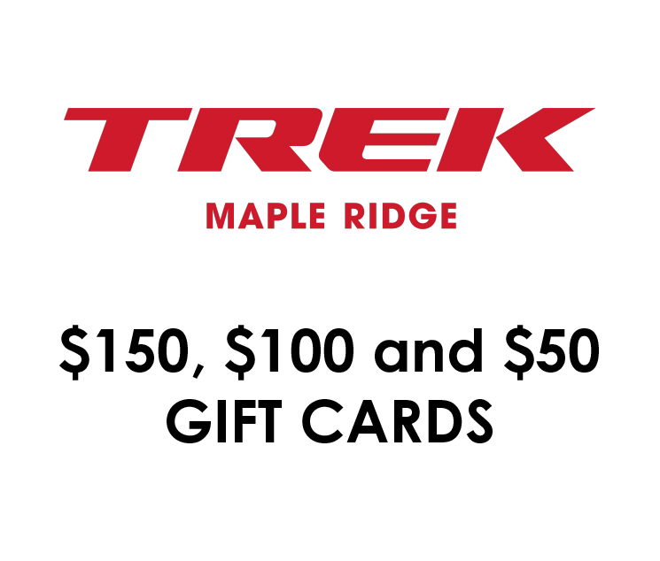 Closed – Top 3 fundraising riders: $150, $100 and $50 Trek gift cards
